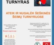 STALO TENISO TURNYRAS